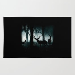 Guardians of the Forest Rug