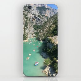 Le Verdon iPhone Skin