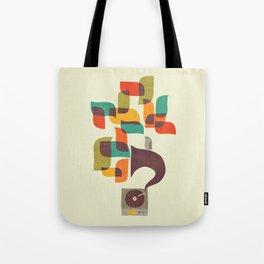 Symphony Tote Bag