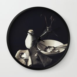 Set-Ups Wall Clock
