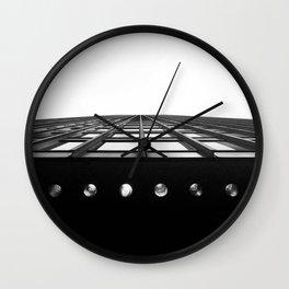 Seagram Building Wall Clock