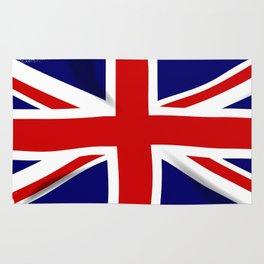 Union Jack Grunge Rug