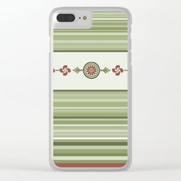 LAUBURU Clear iPhone Case