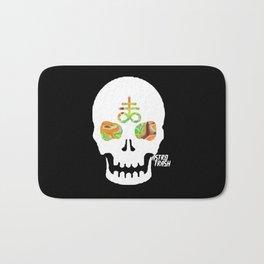 Astro Skull Bath Mat