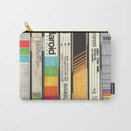 VHS Detail I Carry-All Pouch
