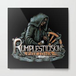 Rumplestiltskin Metal Print