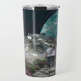 Moon Walk Travel Mug