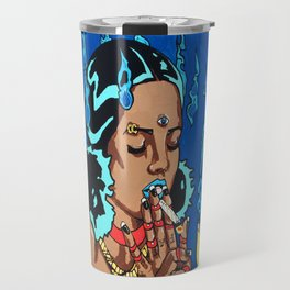 Wicked Bleu I Travel Mug