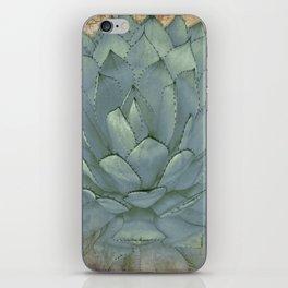 Agave Succulent Cactus iPhone Skin