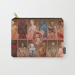 Isaac and the Sinners Carry-All Pouch