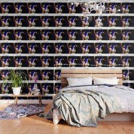 Birds in the Boneyard, Print 18: The Nested Wallpaper