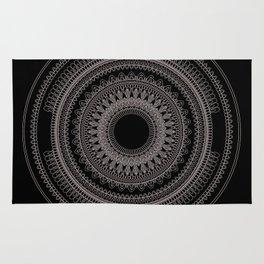 Medallion Mandala Rug