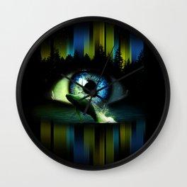 coloreye Wall Clock