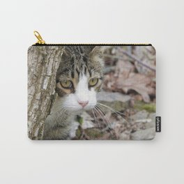 My Hunting Cat Carry-All Pouch