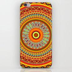 Mandala Aztec Pattern 5 iPhone & iPod Skin