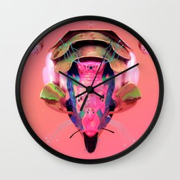 Quillifus synth Wall Clock