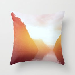 Landscape 08 Throw Pillow