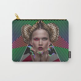 Melting Girl Carry-All Pouch