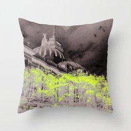 Beaux Art Mexico Throw Pillow