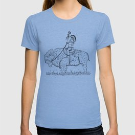 The West Is Wild T-shirt