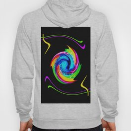 Abstract perfection -100 Hoody
