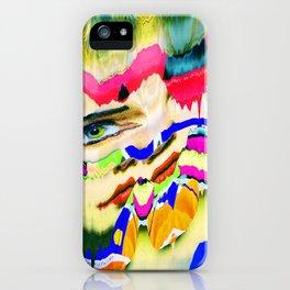fluently iPhone Case