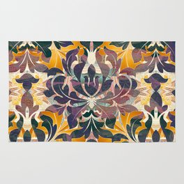 Boujee Boho Fall Collection Dramatic Fleur Rug