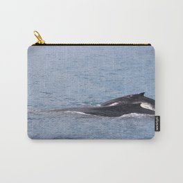Mother and Calf in Hervey Bay Carry-All Pouch