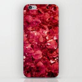 Ruby iPhone Skin