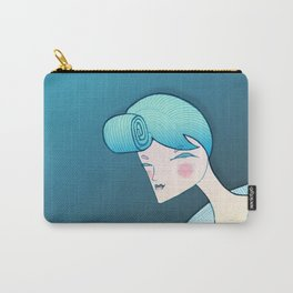 Blue days Carry-All Pouch