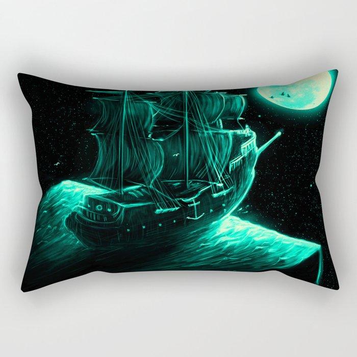Detour Rectangular Pillow