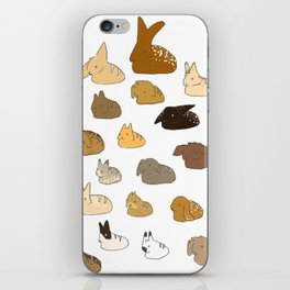 Bun Loafs iPhone Skin
