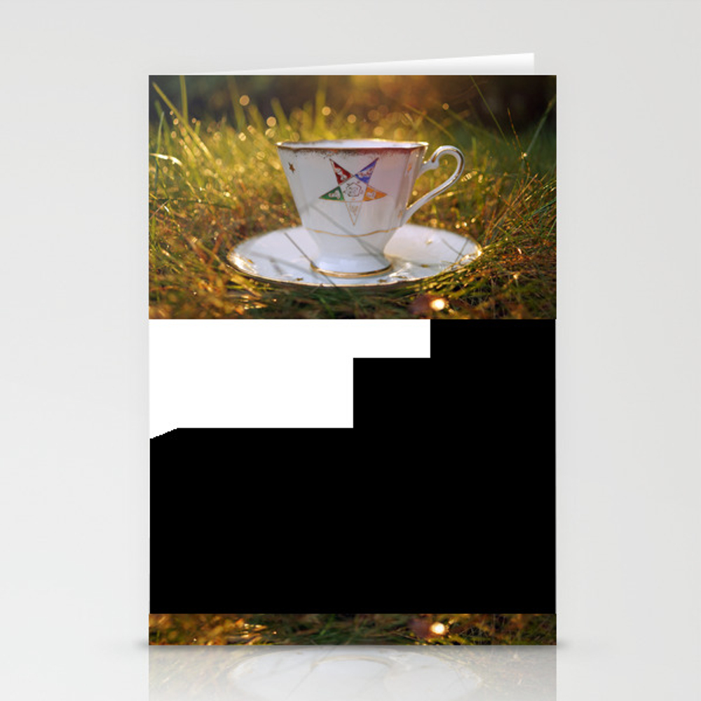 Another Cup? Stationery Cards by Zaiav CRD8695316