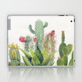 Cactus Watercolor Laptop & iPad Skin