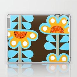 swedish flowers Laptop & iPad Skin