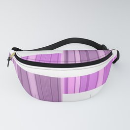 An abstract geometric pattern . Alex 8. Fanny Pack