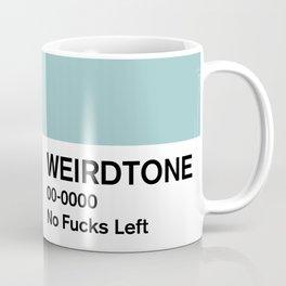 No Fucks Left Coffee Mug