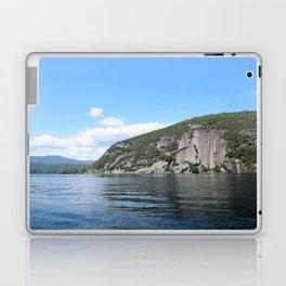 Summer's End: Roger's Rock on Lake George Laptop & iPad Skin