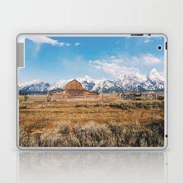 The Grand Tetons Laptop & iPad Skin