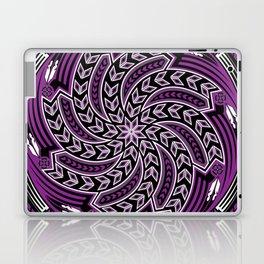 Wind Spirit (Purple) Laptop & iPad Skin