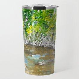 Florida Mangrove Tea Water in the Everglades Travel Mug