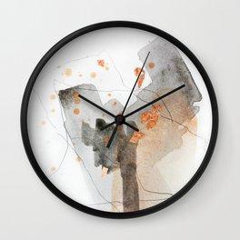 Piece of Cheer 5 Wall Clock