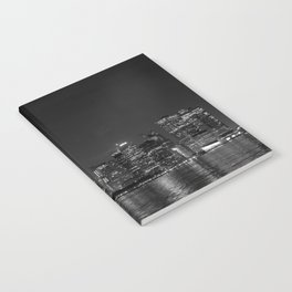 Downtown Manhattan Staten Island Ferry Notebook