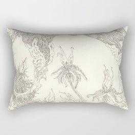 Plants Rectangular Pillow