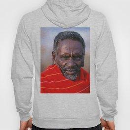 African Maasai Elder Hoody