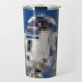 R2D2 Droid - Legobricks Travel Mug
