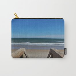 Topsail Beach Carry-All Pouch