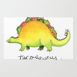 Tacosaurus Rug