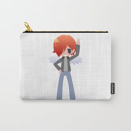 Toshi [Commission] Carry-All Pouch