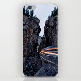 Sinclair Canyon iPhone Skin